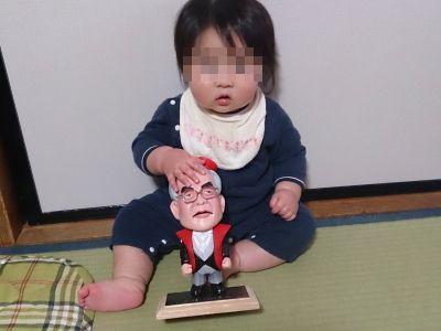 そっくり人形 還暦 プレゼント