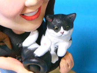 ペットフィギュア 人形