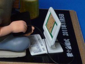 3Dフィギュア オプション小物