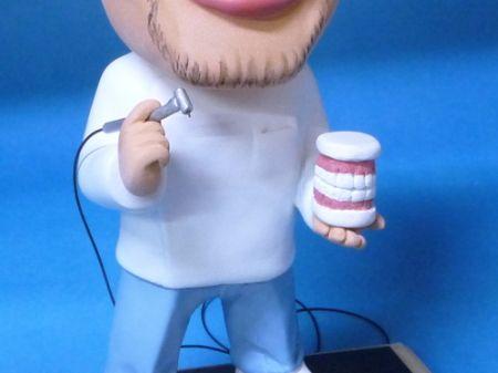 そっくり人形 3Dプリンター 似顔人形