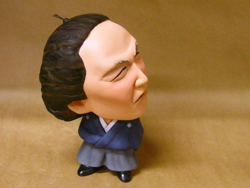 坂本龍馬 フィギュア そっくり人形