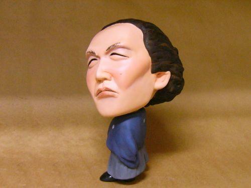 坂本龍馬 そっくり人形 フィギュア