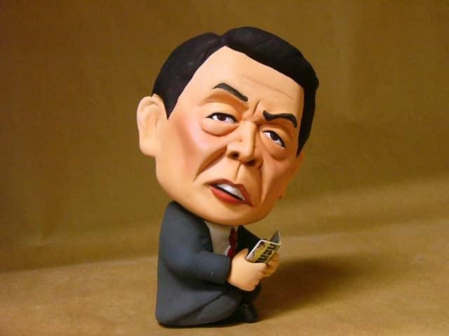 麻生太郎さん